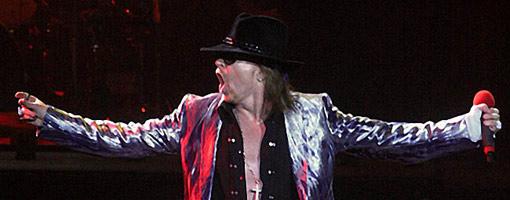 Euforia y nostalgia con Guns N' Roses